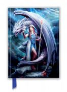 Dragon Mage Foiled Notebook - Anne Stokes